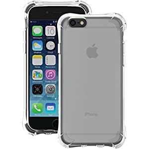 BALLISTIC Jewel Series Case for Apple iPhone 6 - Retail Packaging - Translucent Clear