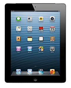 Apple iPad MC705LL/A (16GB, Wi-Fi, Black) 3rd Generation