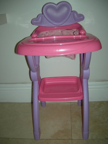 Baby Doll High Chair And Crib front-1063468