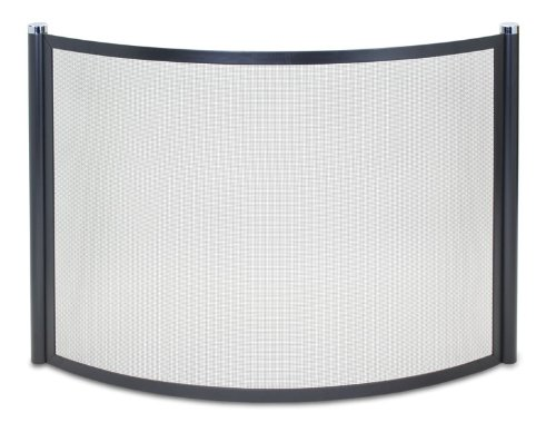 Buy Pilgrim 18345 Home And Hearth Metro Bowed Fireplace Screen