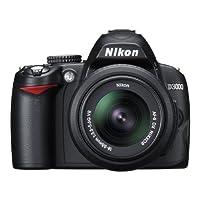 Nikon デジタル一眼レフカメラ D3000 レンズキット D3000LK