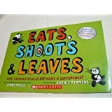 Eats, shoots & leaves : why, commas really do make a difference!
