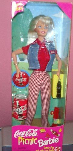 Coca Cola Picnic Barbie 1997