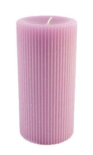 Root Candles Scented Grecian Pillar Candle, 3-Inch by 6-Inch, Lavender Vanilla