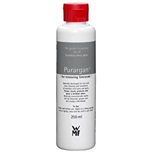 Puragan stainless steel polish from WMF