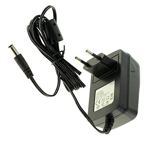 kompaktes Ladegerät / Netzteil für AVM Fritz!Box / Telekom Speedport / Vodafone Easybox / Voicebox Wlan Router mit flexibler Eingangsspannung 12V / 2500mA PDA-Punkt