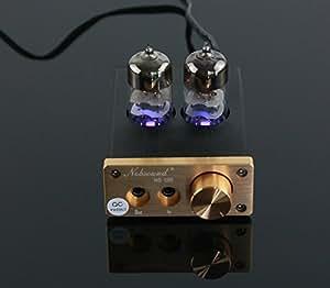 【TYSJ】Nobsound® 6J9 Vacuum Tube Integrated Amplifier Mini Audio HiFi ヘッドフォンアンプ ステレオ HIFI オーディオ プリアンプ / 真空管アンプ