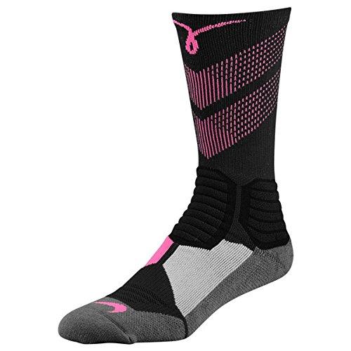 (ナイキ) Nike メンズ バスケットボール ソックス Nike Hyperelite Chase Crew Socks 並行輸入品