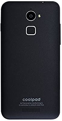 Coolpad Note 3 Lite (Black, 16GB)