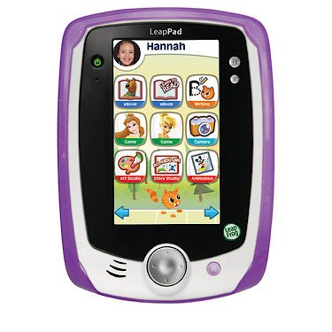 LeapFrog LeapPad1 Gel Skin, Purple (Works only with LeapPad1)