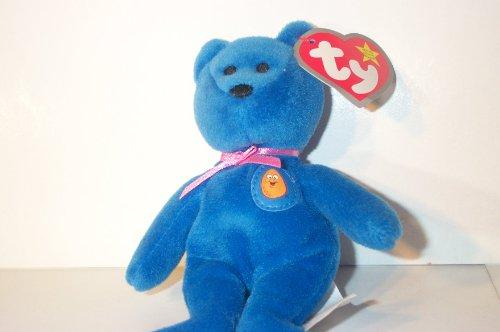 Ty Teenie Beanie McNuggets the Bear - 1
