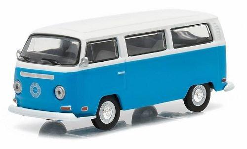 Modellino AUTOBUS dal telefilm LOST Volkswagen 1971 Type 2 BUS SCALA 1/64 Originale
