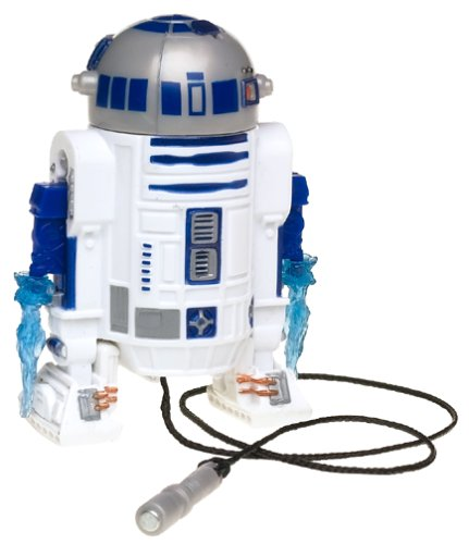 Star Wars Attack of the Clones R2-D2 Factory Flight Figure