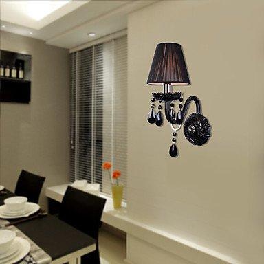 VERNON - Lampe Murale Cristal Abat-Jour