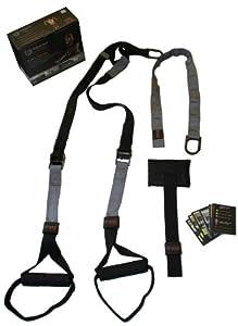 OKAMI Fightgear Schlingentrainer CML Pro Kit, Schwarz, One size, 11-0005
