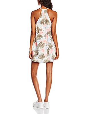 New Look Women's Heidi Tropical Swing Sleeveless Dress