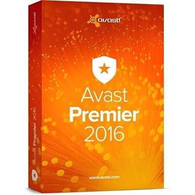 Avast Premier Antivirus 2016 - 3 Years for 3 PCs till 2020