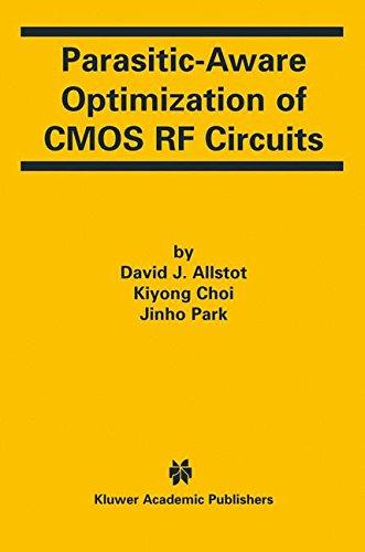 Parasitic-Aware Optimization of CMOS RF Circuits