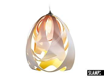 Slamp lampada a sospensione goccia fire 30 cm for Slamp lampadari