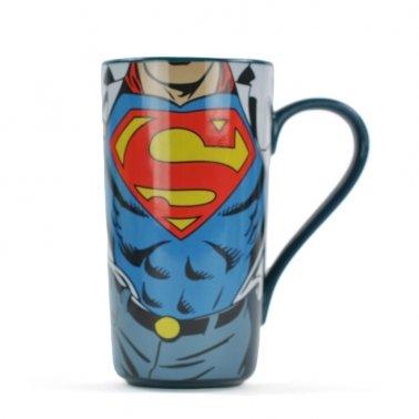 Superman Super Strength Latte Boxed Tazza