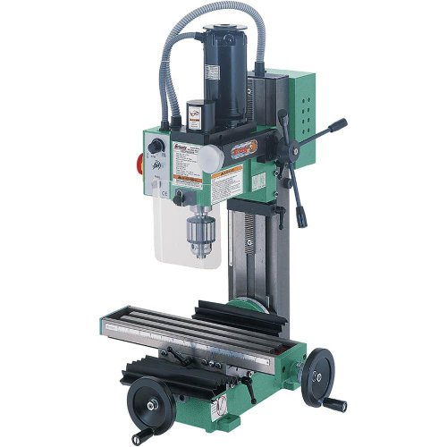 Why Choose Grizzly G8689 Mini Milling Machine