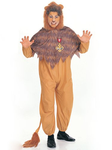 Traditional Lion Costume Halloween and Theatre Costumes Blue Dress Theatrical Musical Performance Sizes: One Size