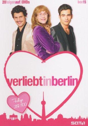 Verliebt in Berlin - Box 15, Folge 281-300 [3 DVDs]