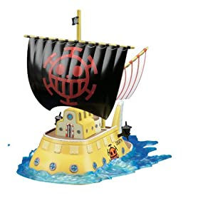 ワンピース 偉大なる船(グランドシップ)コレクション トラファルガー・ローの潜水艦 (From TV animation ONE PIECE)