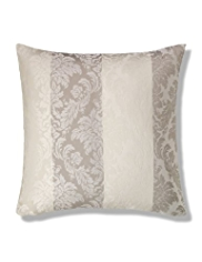 Striped & Damask Cushion