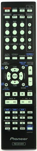 PIONEER VSX520K Original Remote Control Black Friday & Cyber Monday 2014