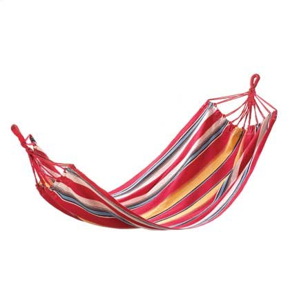 Fiesta Colors Striped Hammock Best Quality by USGifts - 1