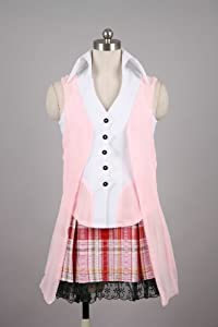 Cosplay Costume M-Medium Size Final Fantasy XIII Serah Farron Japanese