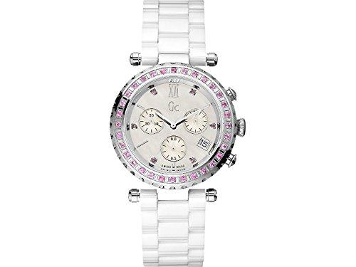 GC by Guess orologio donna Precious Collection Diver Chic cronografo I01050M1