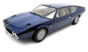 Lamborghini Espada Blue 1/18 Diecast Car Model Autoart