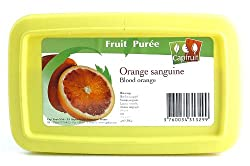 Blood Orange Puree - 2/1 kg