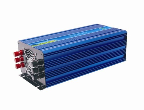 Ten-High 6000W 12V Off Grid Pure Sine Wave Power Inverter Ac110V Solar & Wind Inverter