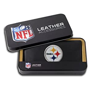 NFL Pittsburgh Steelers Embroidered Checkbook by Rico
