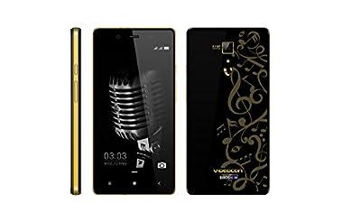 Videocon Z55 Delite (Black+Gold)