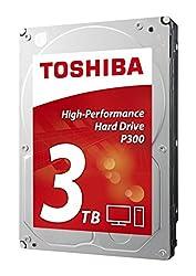Toshiba P300 3TB 7200RPM 3.5