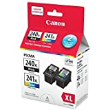 Canon PG-240Xl/Cl-241Xl Ink Value-Pack (5206B020)