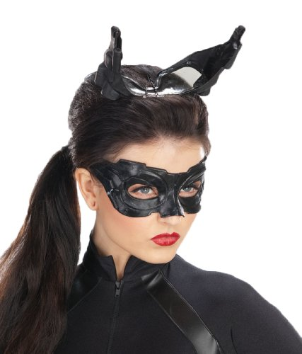 Batman The Dark Knight Rises Deluxe Catwoman Goggles mask at Gotham City Store
