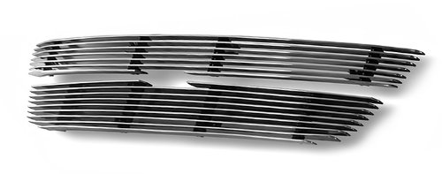 APS Polished Chrome Billet Grille Grill Insert #C65747A (2006 Colorado Front Grill compare prices)