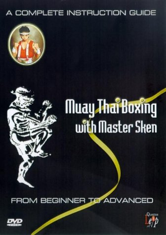 Muay Thai Boxing With Master Sken [DVD]