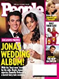 People Special Double Issue January 11, 2010 Jonas Wedding Album Brittany Murphy Jake Pavelka The New Bachelor
