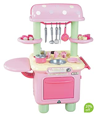 Early Learning Centre Sizzlin\' Kitchen - Pink from Mothercare ...