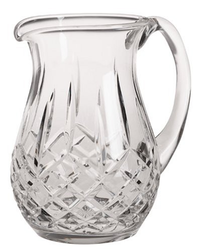 Waterford Crystal Lismore Pitcher front-600496