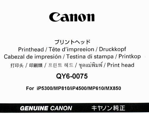 QY6-0075 Original Canon Druckkopf