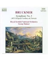 Bruckner : Symphonie n°3 (version originale de 1873)