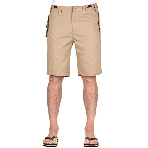 DC Aviator Straight Shorts Chinchilla 34