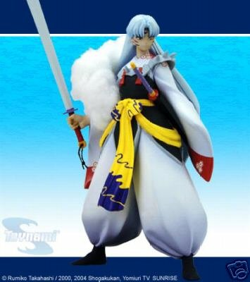 InuYasha : Sesshomaru PVC Action Figure Collection